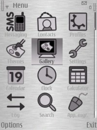 Темы для Nokia 6500